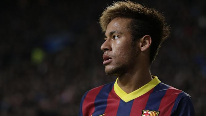 Liga - Neymar aims to play in Barcelona friendly