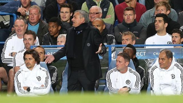 Champions League - Mourinho simply not the right man to manage this Chelsea squad