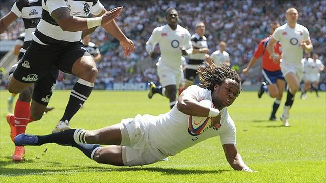 Rugby - Yarde handed England Test debut in Argentina