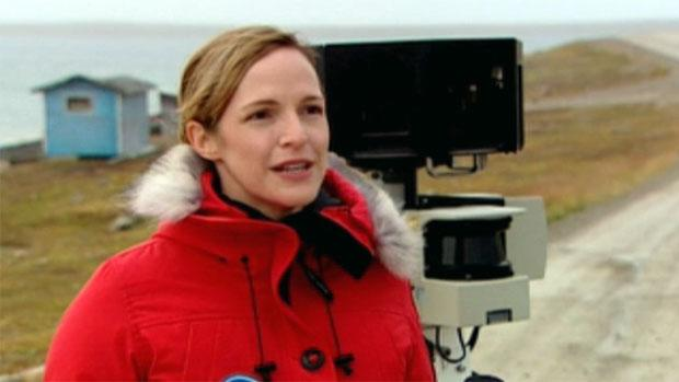 Karen Tuxen-Bettman is the project leader for Google Street View's first foray into Nunavut.