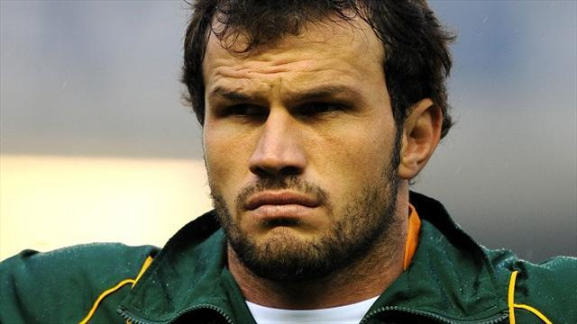 Rugby Championship - South Africa hooker Du Plessis back to face All Blacks