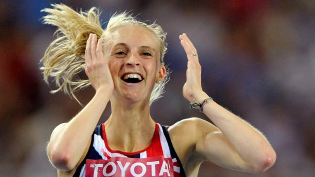 Athletics - Hannah England cautious on road to recovery