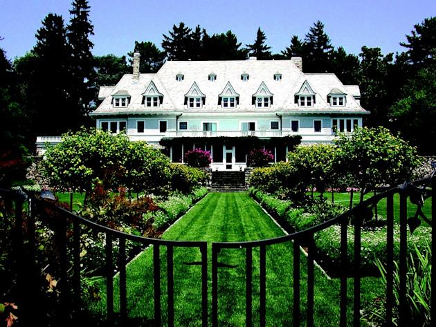 Copper beech farm most expensive homes for sale in for Biggest houses in america for sale