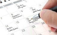 Build Your Content Calendar: 3 Easy Steps image content calendar planning guide