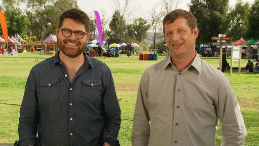The Decemberists Talk Parks
