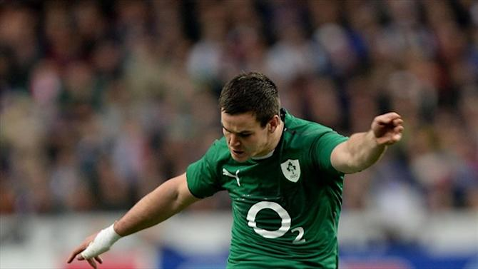 Rugby - Ireland too good for Argentina