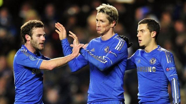 Champions League - Sad 6-1 cannot lift Chelsea mood