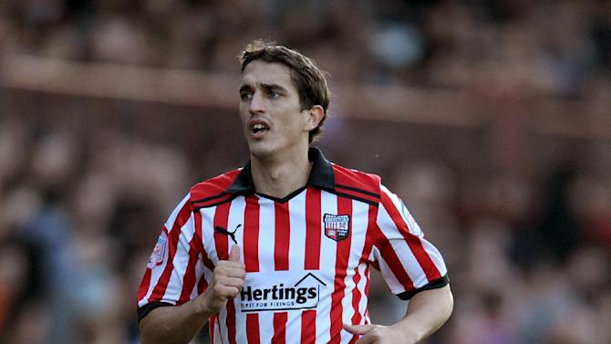 Craig Woodman has had his contract terminated by Brentford