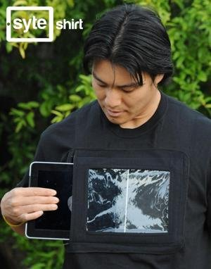 syte sight shirt ipad