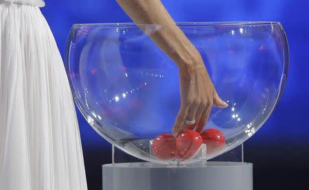 España e Italia, emparejadas en la fase clasificatoria del Mundial 2018