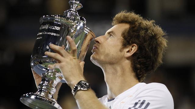 Britain's long wait ended by Murray