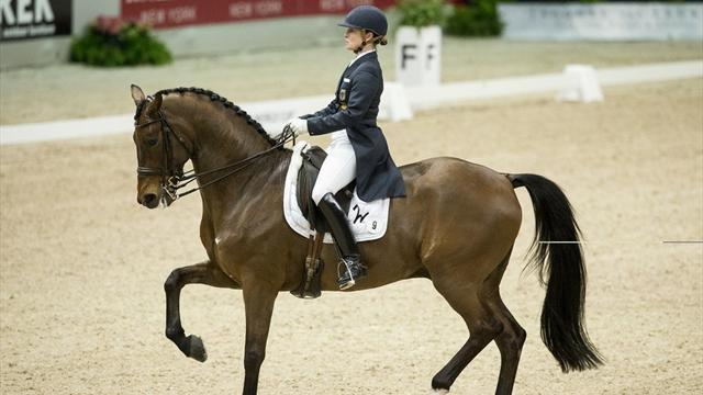 Equestrian - Munich gets ready for equestrian festival