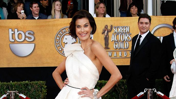 15th Annual Screen Actors Guild Awards 2009 Teri Hatcher