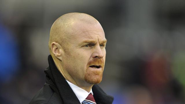 Football - Dyche wants more from rising Clarets