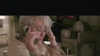 The Devil Wears Prada Scene: Get Me Out Of Here