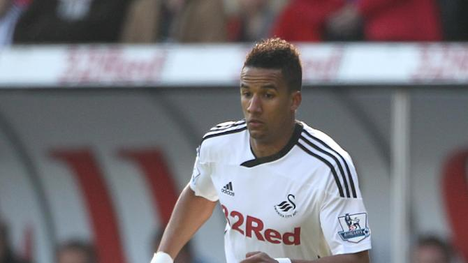 Swansea have rejected a bid for Scott Sinclair