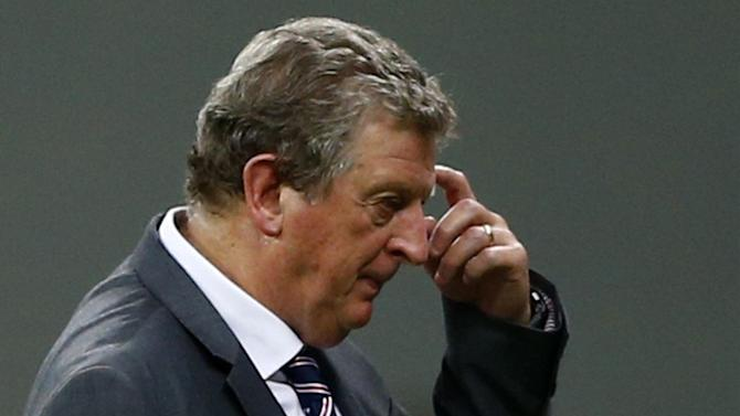 World Cup - FA confirm Hodgson will stay as England boss