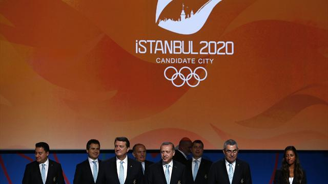 Olympic Games - Premature celebrations end in tears for Istanbul bid