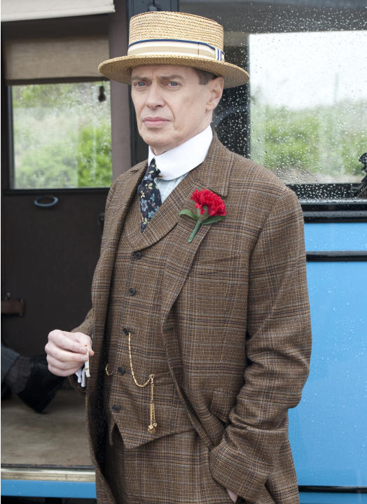 Outstanding Lead Actor in a Drama Series: Steve Buscemi,