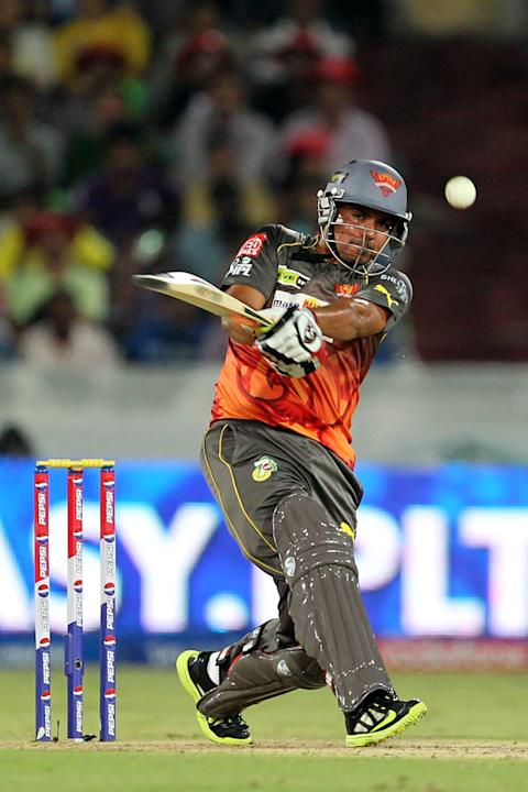 IPL6: Sunrisers Hyderabad vs Chennai Super Kings