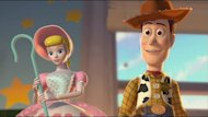 Feeling sheepish: Woody and Bo in 'Toy Story'.