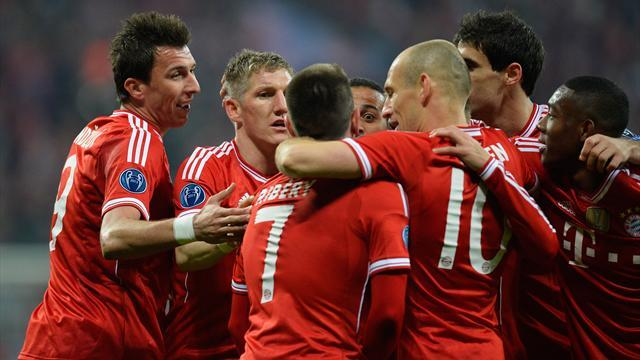 Champions League - Bayern end Arsenal European hopes after draw in Munich