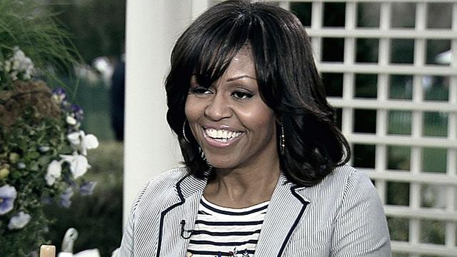 Exclusive: Michelle Obama On Walters' Retirement