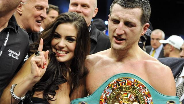 Boxing - Froch 'could be stripped of IBF world title'