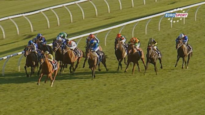 Horse Racing - Horse Racing Time: The Longines Queen Elizabeth Stakes