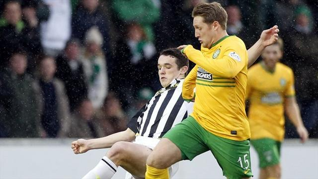 Scottish Premiership - Commons leads Celtic rout of St Mirren