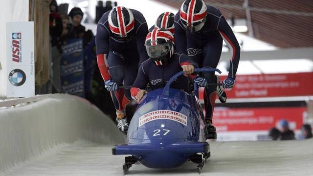 Bobsleigh - Fear makes way for enjoyment for bobsledder Fearon