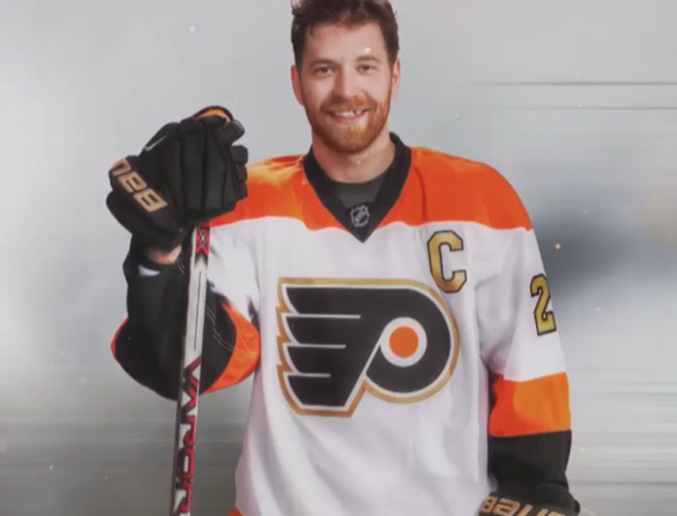 Here's what the Flyers new jerseys will look like