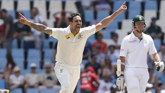 Cricket - Australia pull off crushing win over South Africa