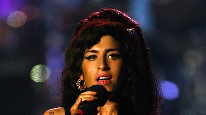 Amy Winehouse Concert