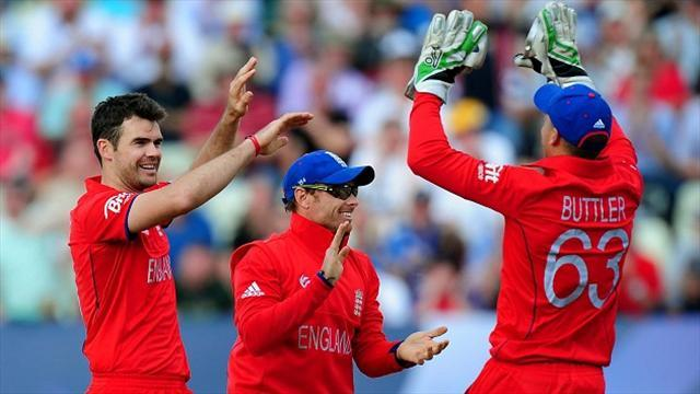 Cricket - Anderson makes England one-day history