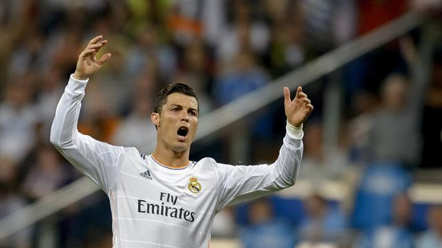 Liga - Ronaldo: I have become a better player at Real