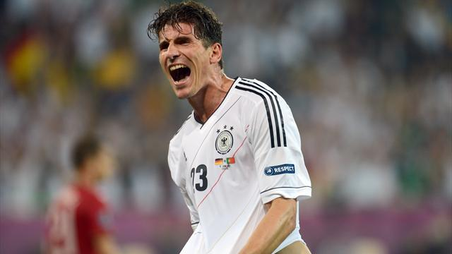 World Football - Gomez recalled by Germany, Kiessling left out