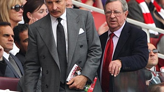 Stan Kroenke, pictured, has been criticised for his lack of passion by Lady Bracewell-Smith