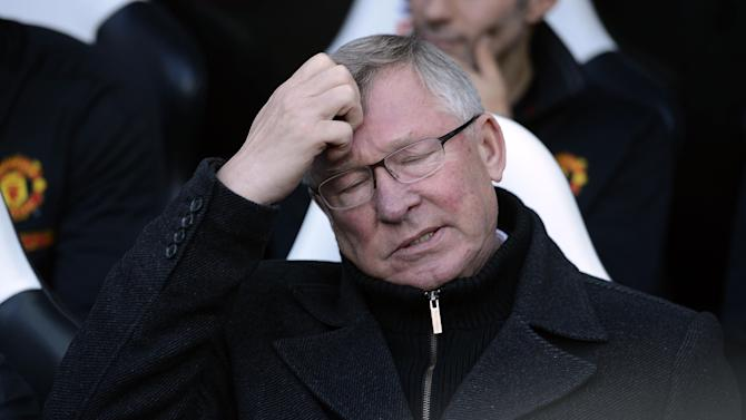 Sir Alex Ferguson's side had a night to forget in Istanbul