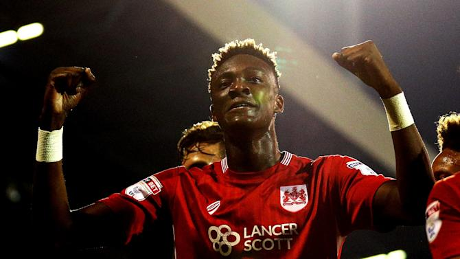 Bristol City would love to sign on-loan Chelsea striker Tammy Abraham on permanent basis