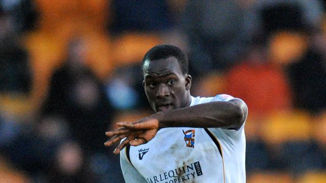 Football - Griffith joins Vale on loan