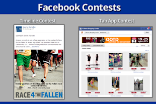 Facebook Contest Guide – How To Choose Between Timeline And Tab Contests image contests1
