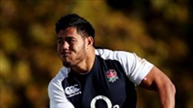 Rugby - Beattie: England to cope without Tuilagi
