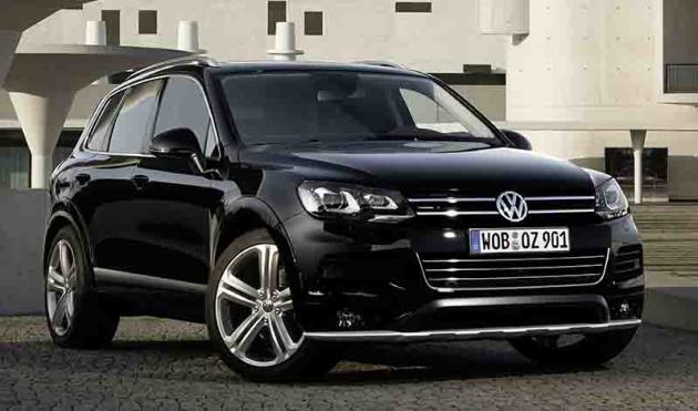 VW shows off its finest collection at MIAS