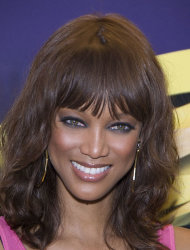 Tyra Banks generously shares beauty and fashion advice