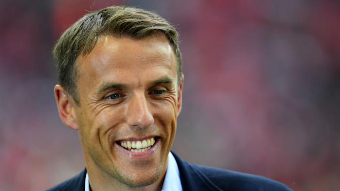 'Mum never offered me the job' - Phil Neville rules out Bury move