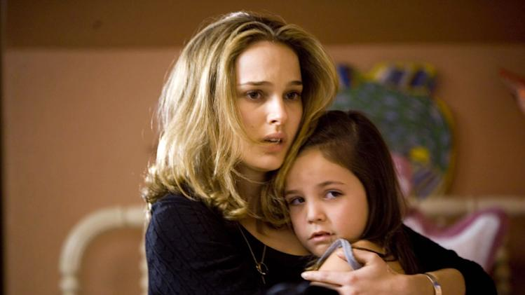 Natalie Portman Bailee Madison Brothers Production Stills Lionsgate 2009
