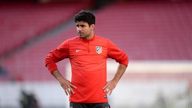 World Cup - Spain gamble on Costa fitness but Negredo and Navas left out