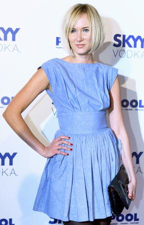 Kimberly Stewart Gives Birth to Baby Girl!