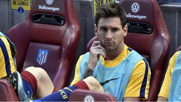 Barcelona back Messi amid tax fraud allegations
